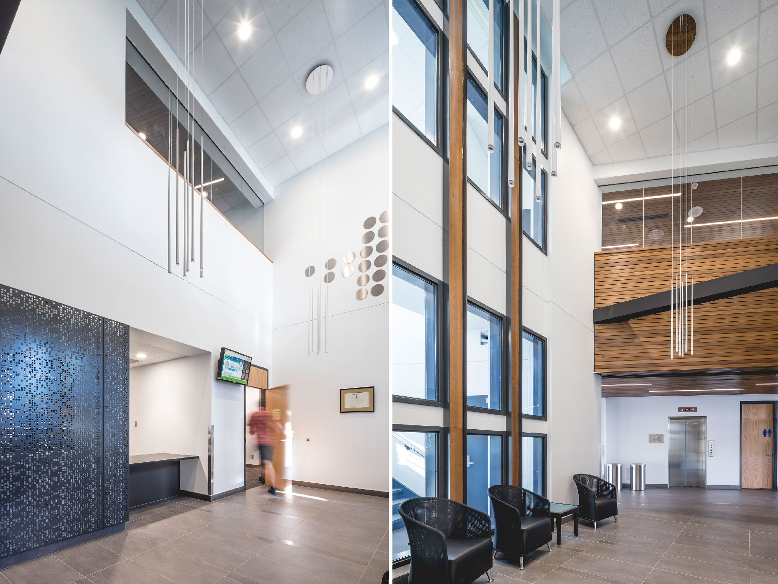 Bureaux STL /  GCBD Architectes  © Raphaël Thibodeau