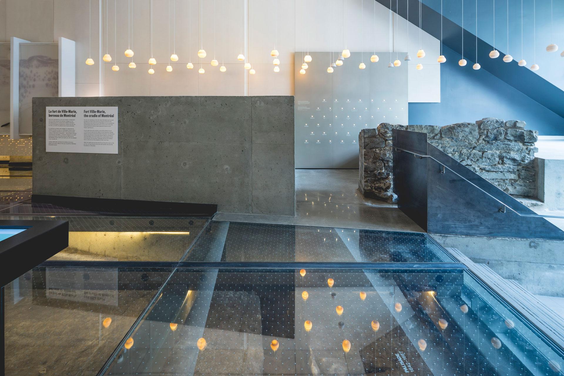 <<<<< BACK  Pavillon Fort de Ville-Marie - Provencher_Roy + Dan Hanganu Architectes © Raphaël Thibodeau