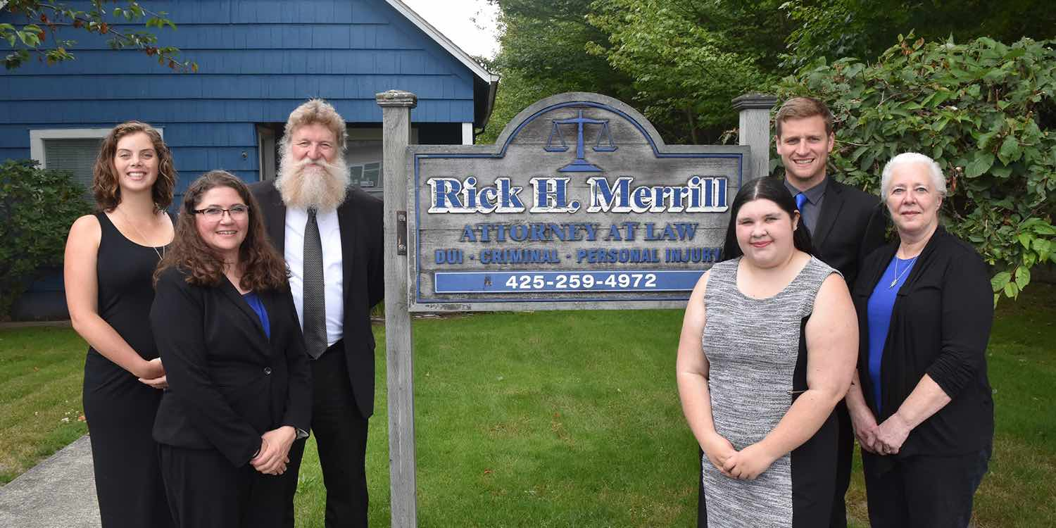 Rick H. Merrill - Attorney At Law Everett, WA