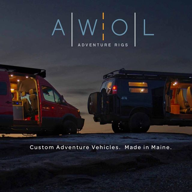 ANNOUNCEMENT:  Recently we have launched a new brand and a new business called AWOL Adventure Rigs. I am launching this new venture with Tyler Vroman, who I have worked with on the van projects that you have seen posted here.  Going forward I will be posting our work on the AWOL Instagram account: @awolrigs  So go there and hit FOLLOW if you'd like to continue following our projects. Our website is awolrigs.com  Thanks!  #goawol !  #vanbuild #sprintervan #sprintervanconversion #sprinter #sprinterbuild #vanlife #adventuremobile #homeiswhereyouparkit #madeinmaine #overlandvan #travel #travelvan #landyacht #vanlifediaries #vanlifeideas #vanlifers #overland #igersmaine #campervan #outboundliving #projectvanlife #sprintercampervans #adventurevan #overlandexpo