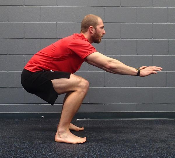 deep squat 2