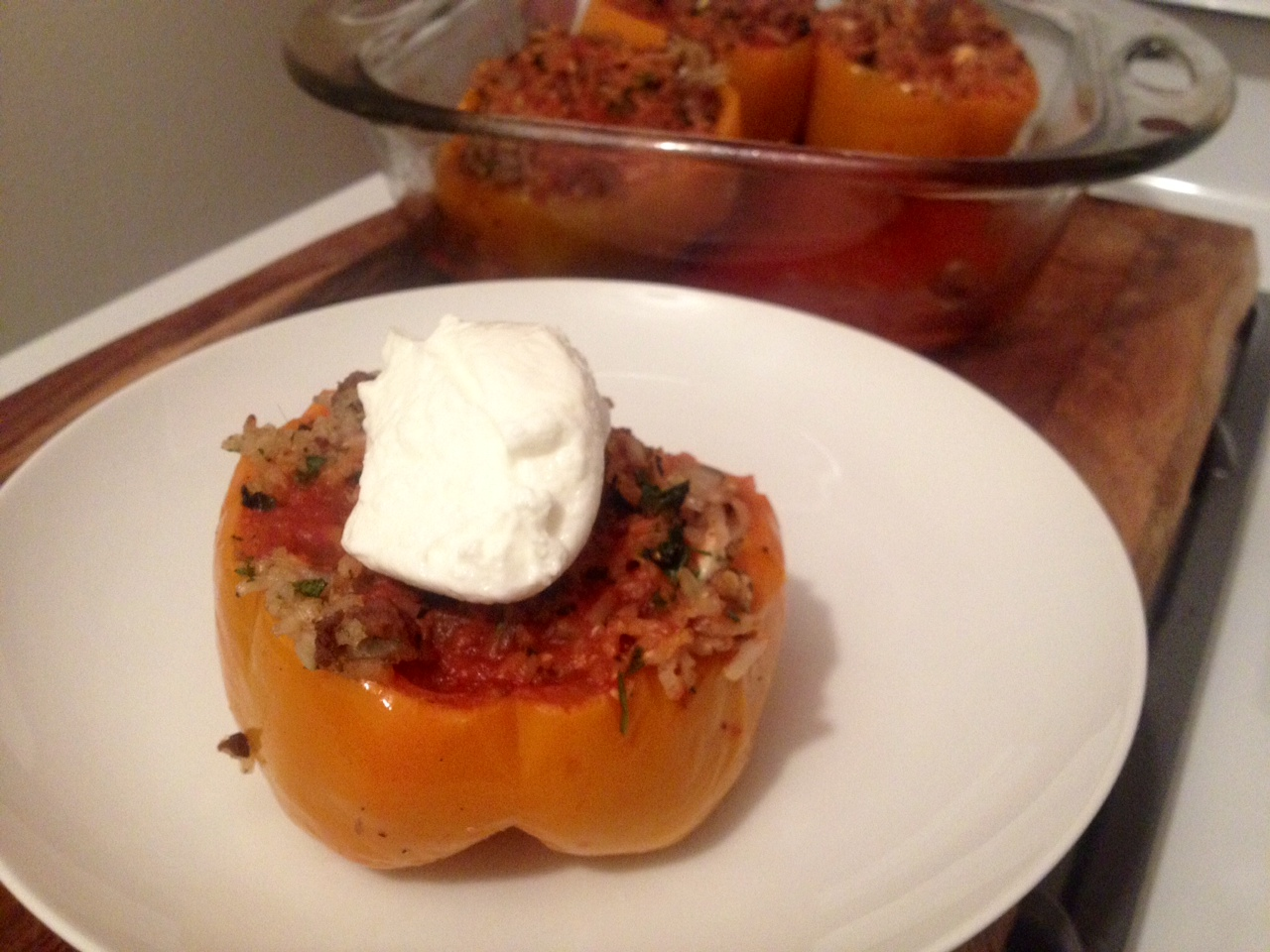 M Stuffed Peppers 2