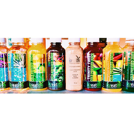 kreation juice cleanse