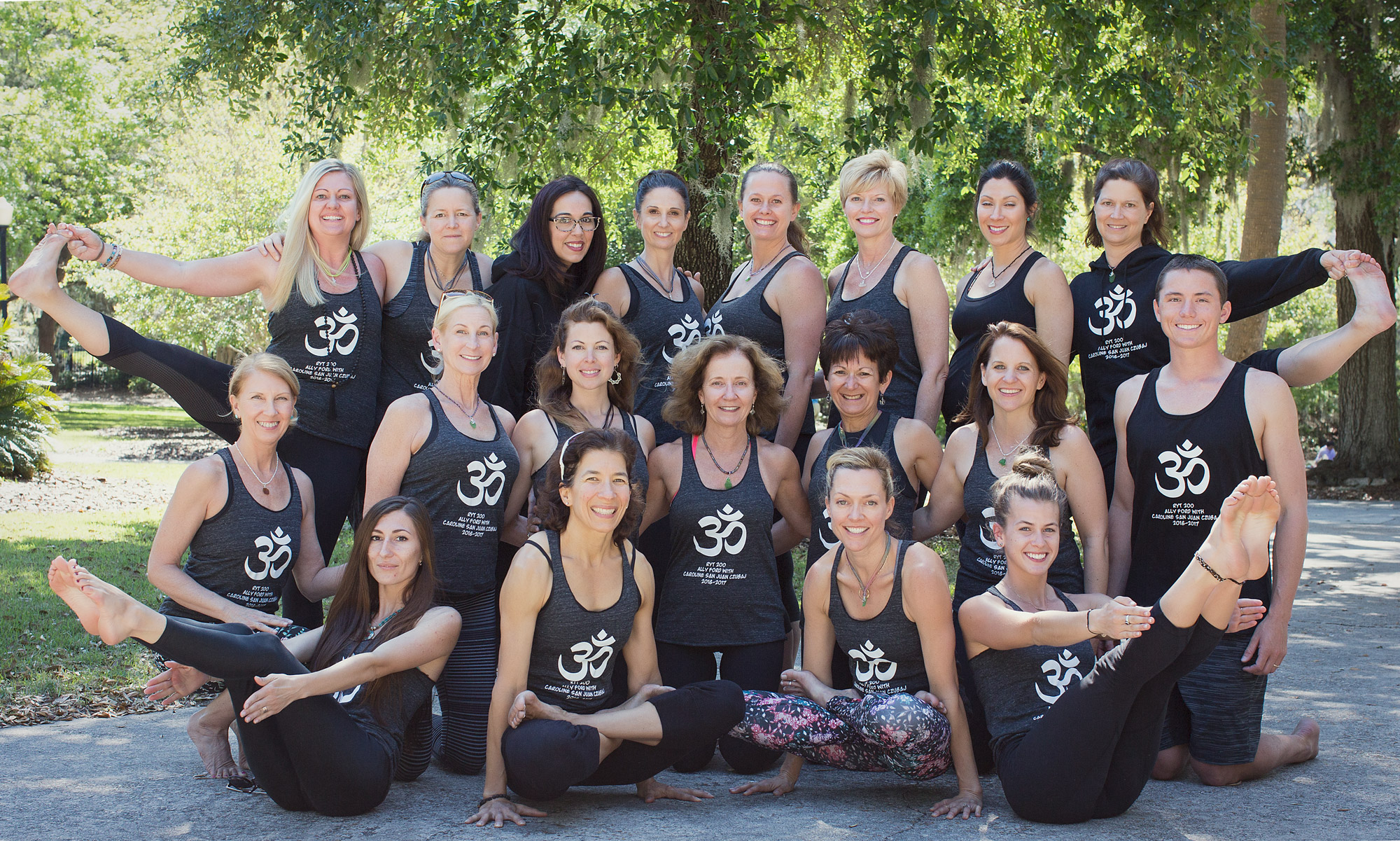 2016 200-Hour Yoga Training Graduates     Photo by      Claire Rhodes