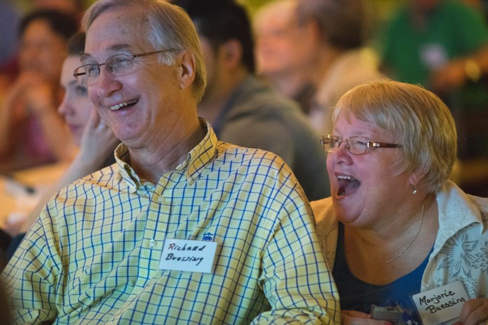 Marjorie & Richard Buessing enjoying a presentation.jpg