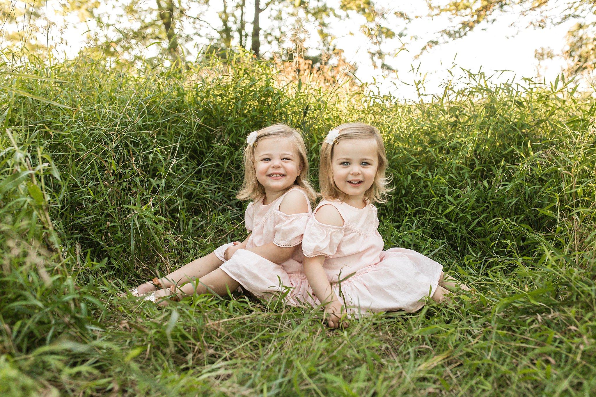 Lehigh Valley Twins Photographer