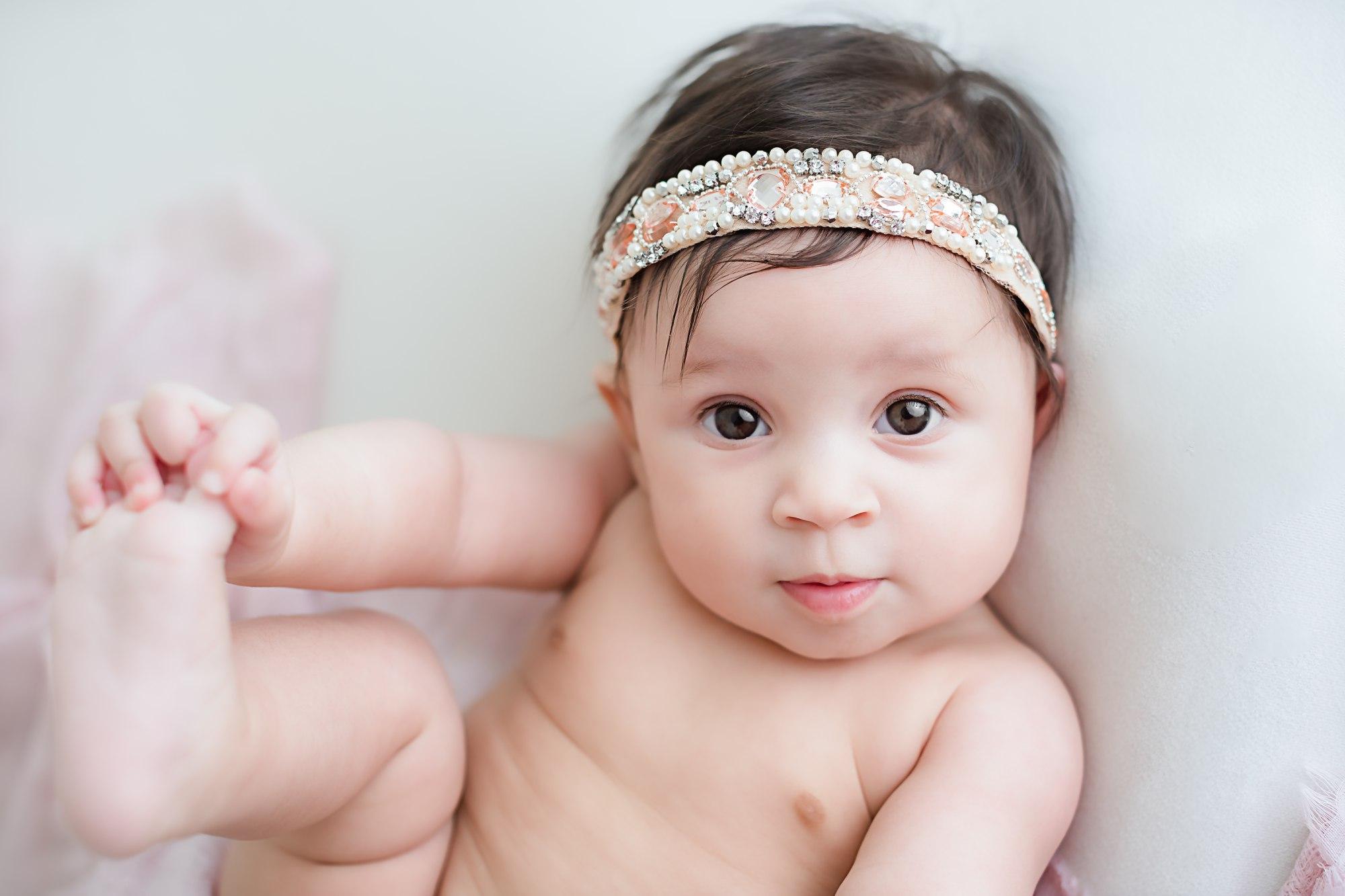 Whitehall Baby Photographer