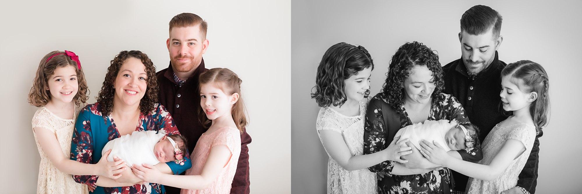 Quakertown Newborn Photographer Family