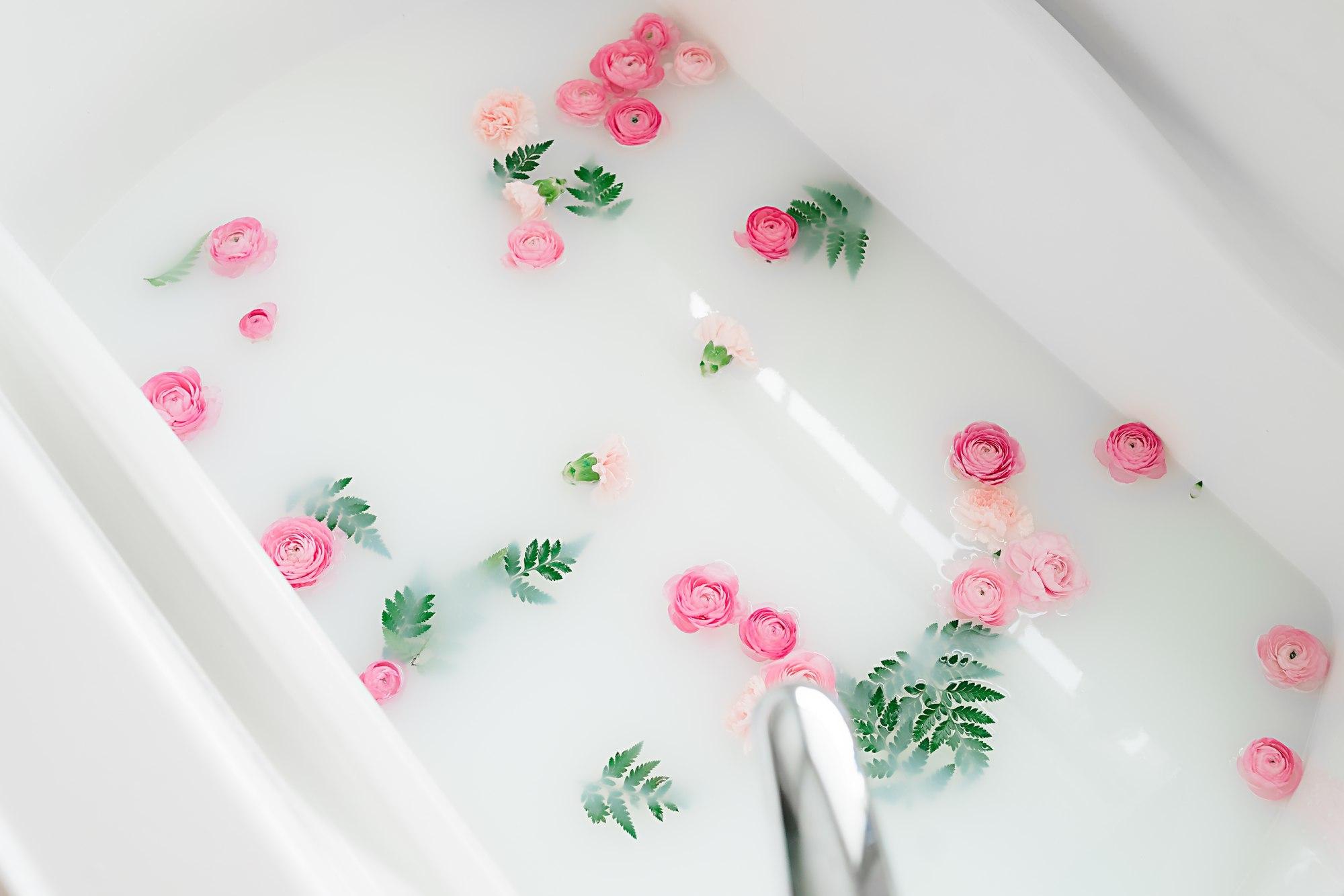 Lehigh Valley Milk Bath Photographer