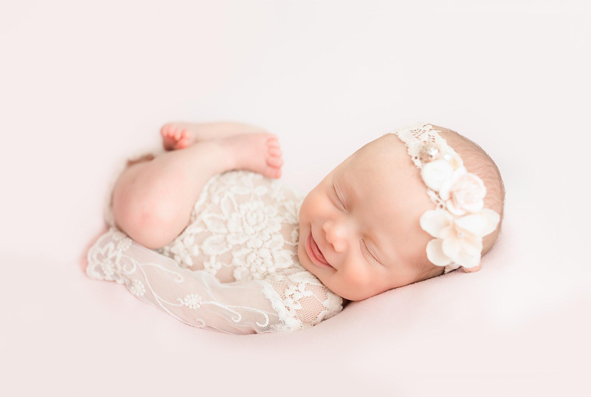 Nazareth Newborn Photographer