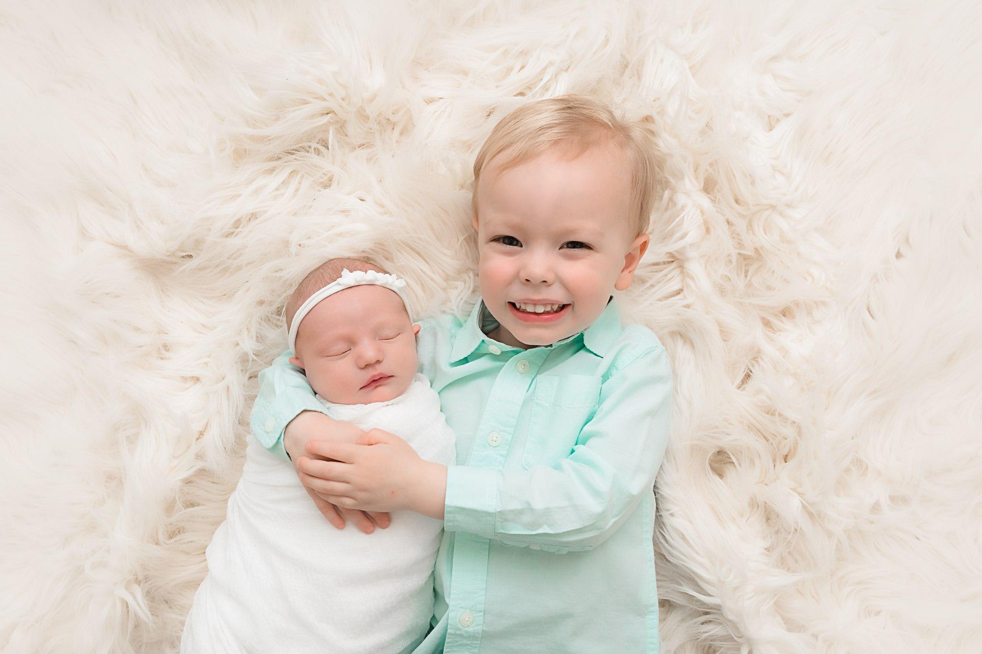 Whitehall Newborn Photographer