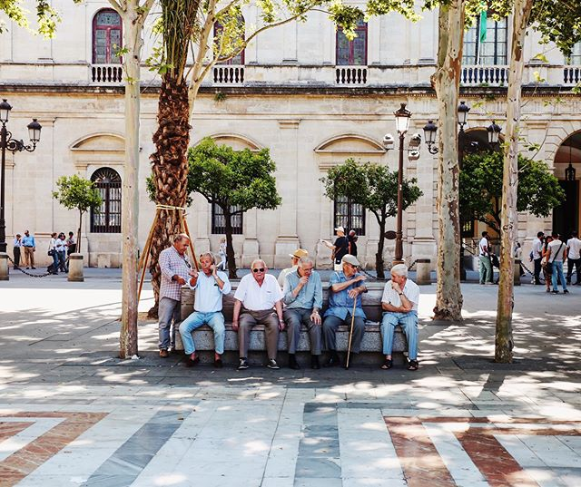 Be still my heart 💛 #lifegoals ⠀ ⠀ ⠀ ⠀ ⠀  #spain #seville #nytimestravel #tinyatlas #portraitofacity #vscocam #cntraveller #discoverunder2k #discoverunder10k #sevillespain #spainblogger #sevilla #travelblogger #travelblog #adventuremoon #bucketlistadventures #southernspain #andalucia #espana #españa #portraitphotography #darling #welltraveled #welltravelled #vsco #adayinthelife