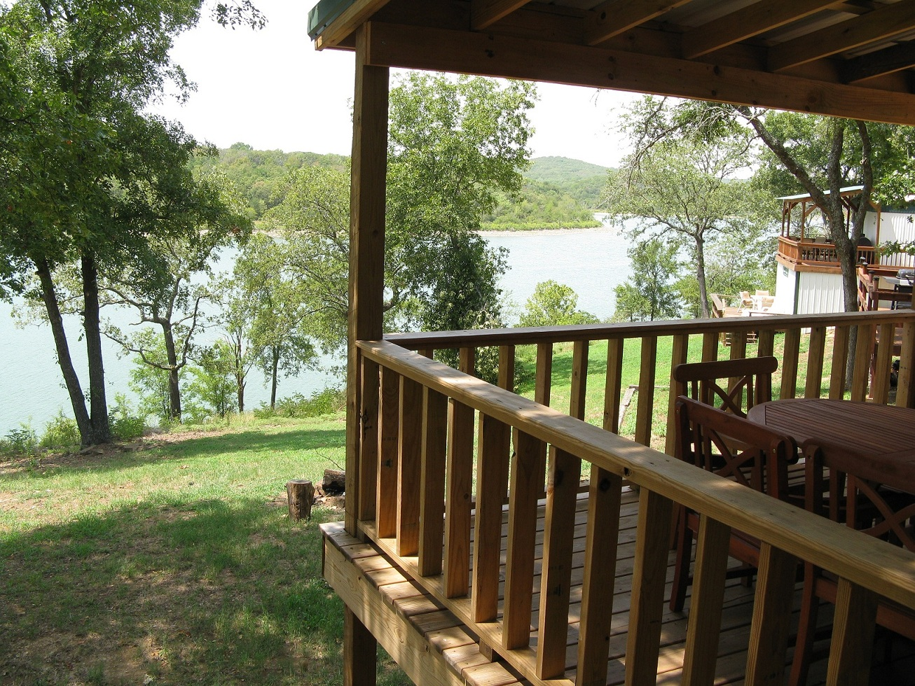 Cabin 8 deck lake view.JPG
