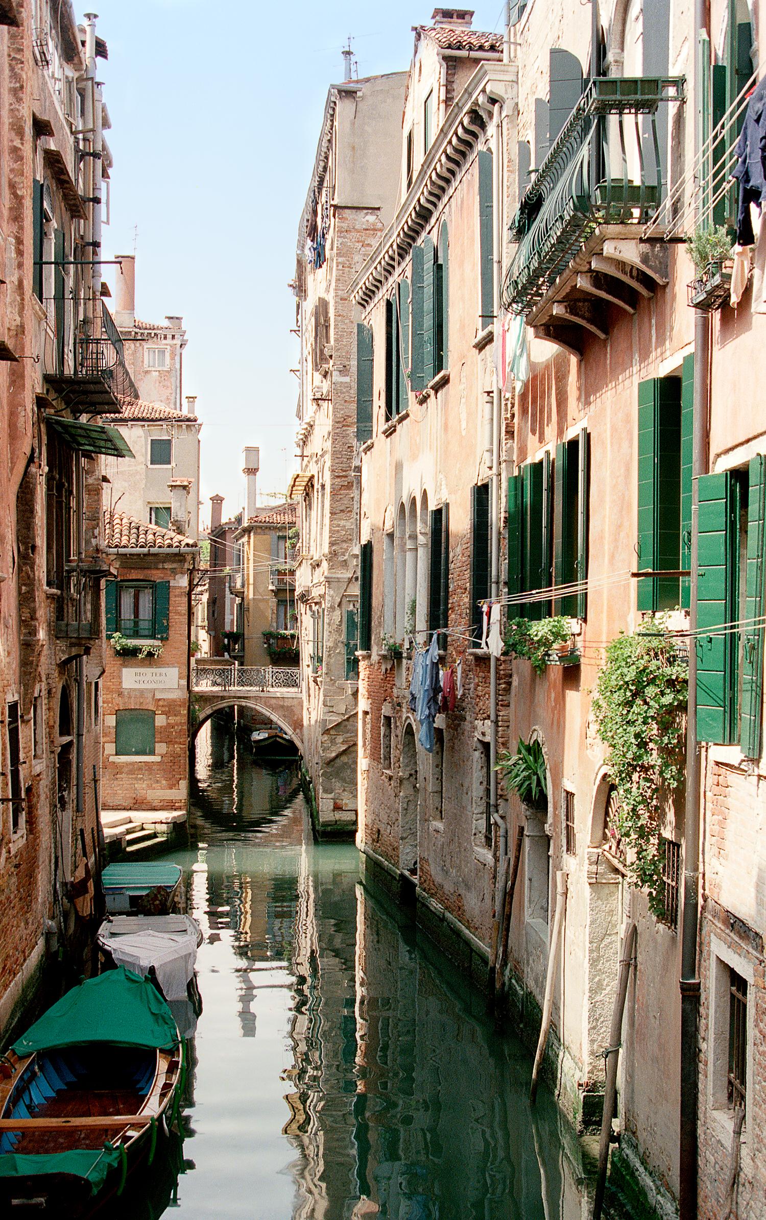 Venice, of course