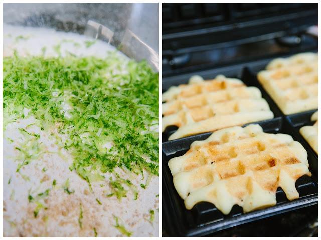 rice flour waffles