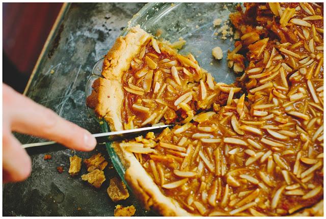 Slicin' into that pie