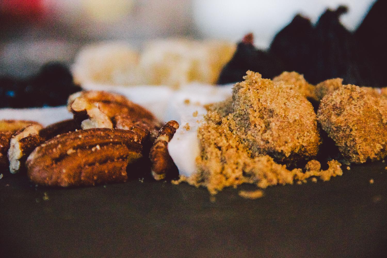 Pecans and Brown Sugar
