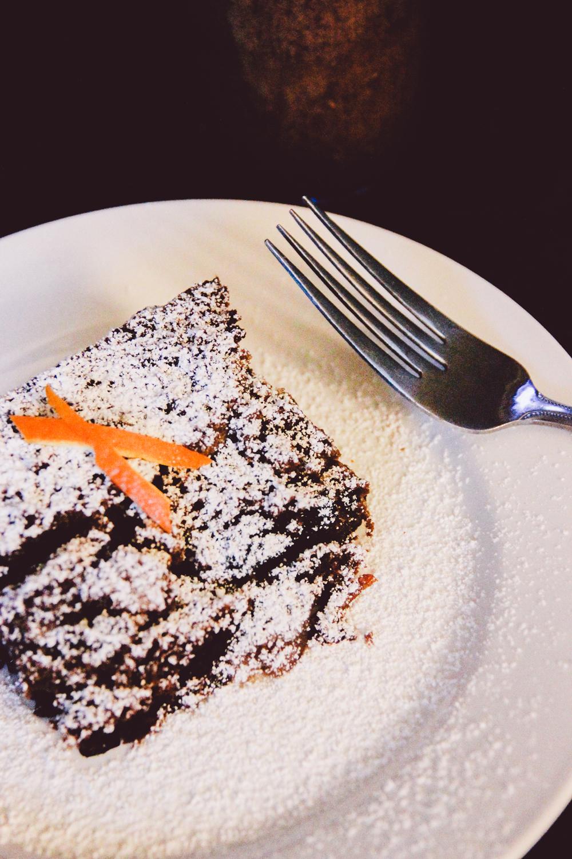 Dark Rum Fruitcake
