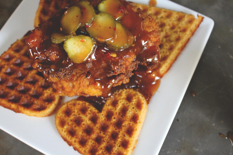 Pheasant & Waffles