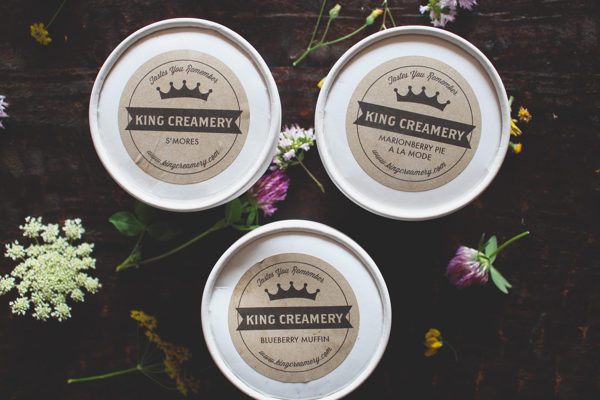 King Creamery Ice Cream