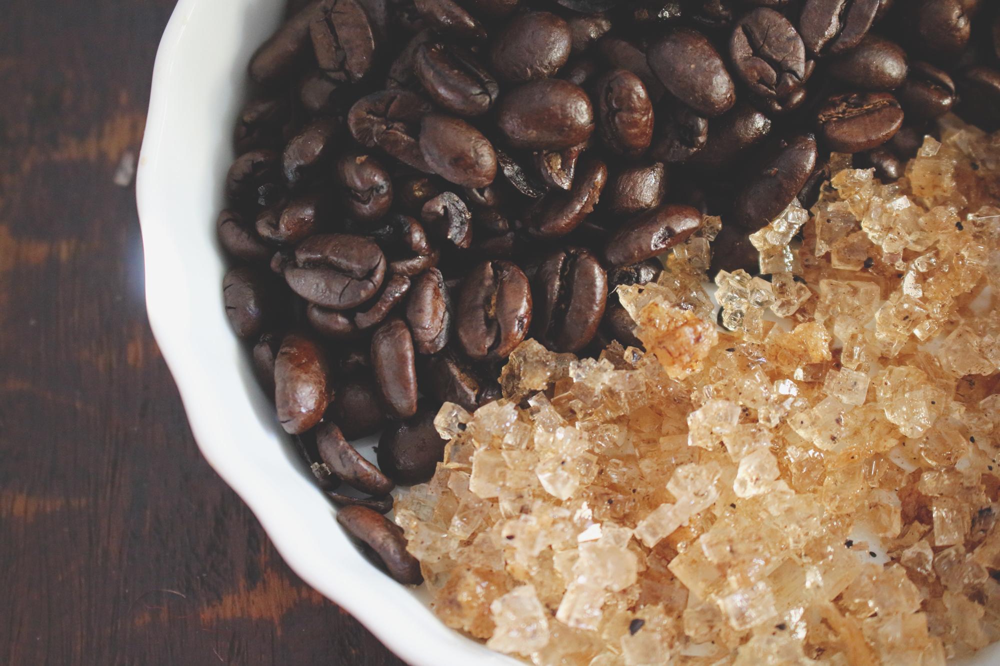 Coffee Infused Salt