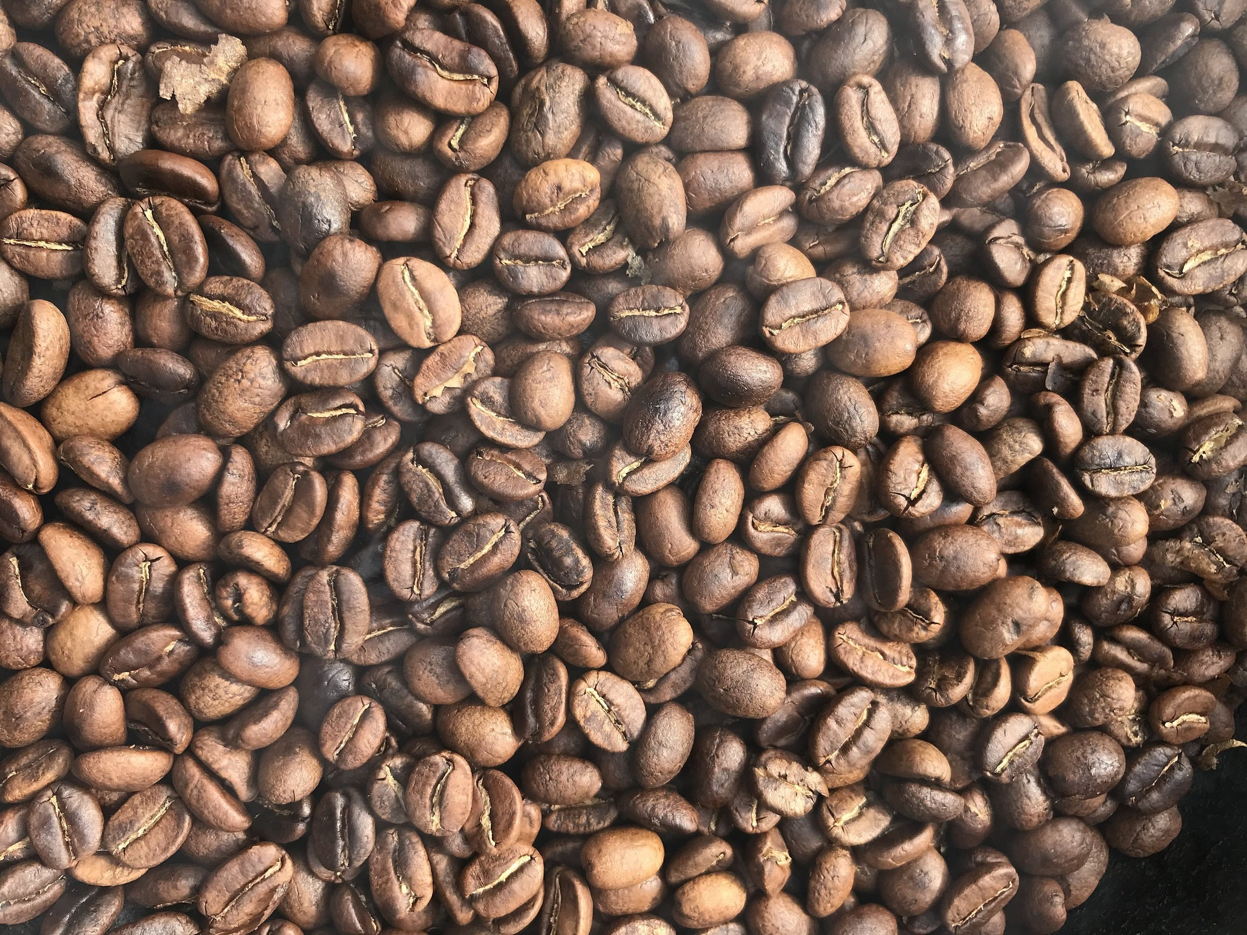 Roasted Kona Coffee