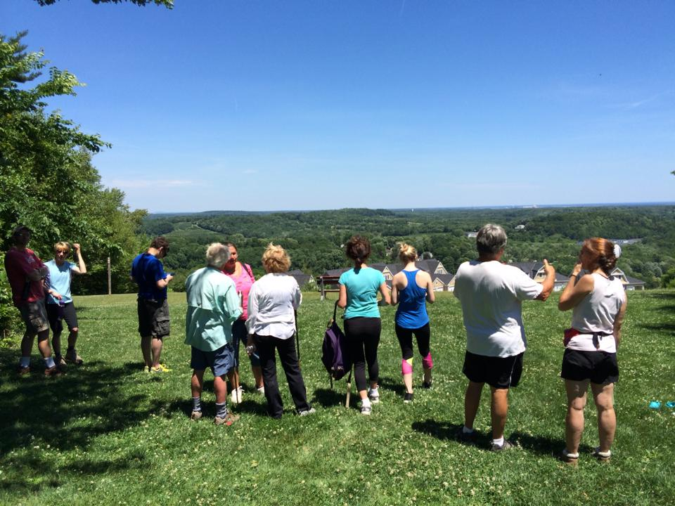 Guided Walk at Powow Hill