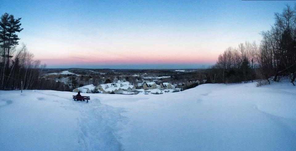View from Batchelder Park
