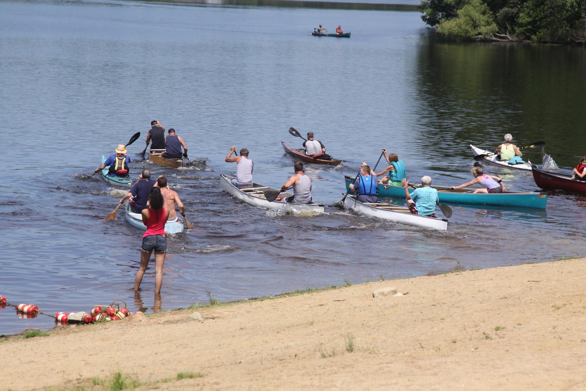 Kayak/Canoe Race