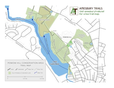 Download Printable Trail Map