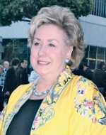 MARCIA HOBBS BOARD MEMBER  Marcia Hobbs is President and publisher of the Beverly Hills Courier and president of the Good Shepherd Center for Homeless Women & Children. Marcia is also a board member at the Children's Hospital L.A. and has served over 15 years as president for the Los Angeles County High School for the Arts and St. John's Hospital.