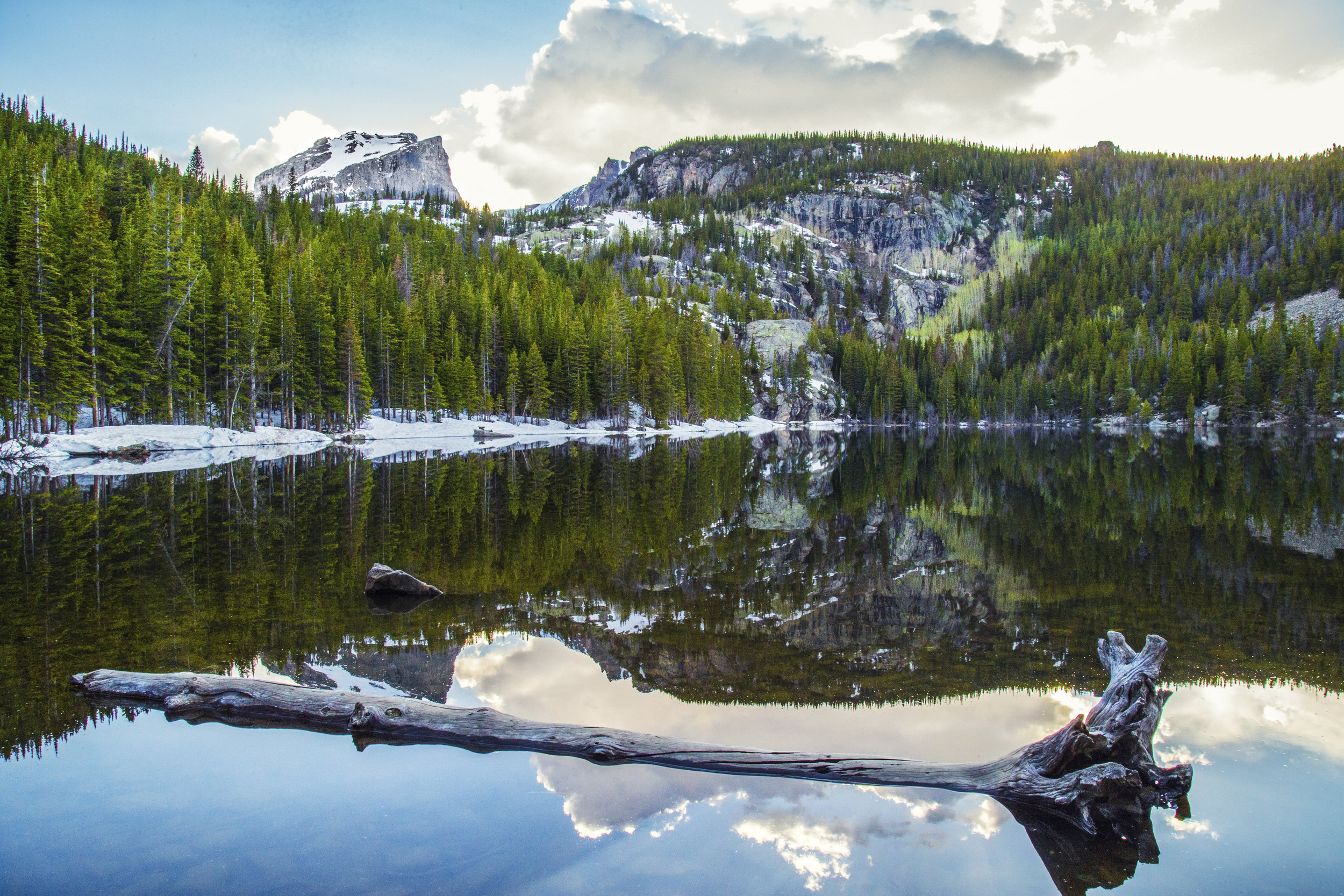 Summer at Bear Lake