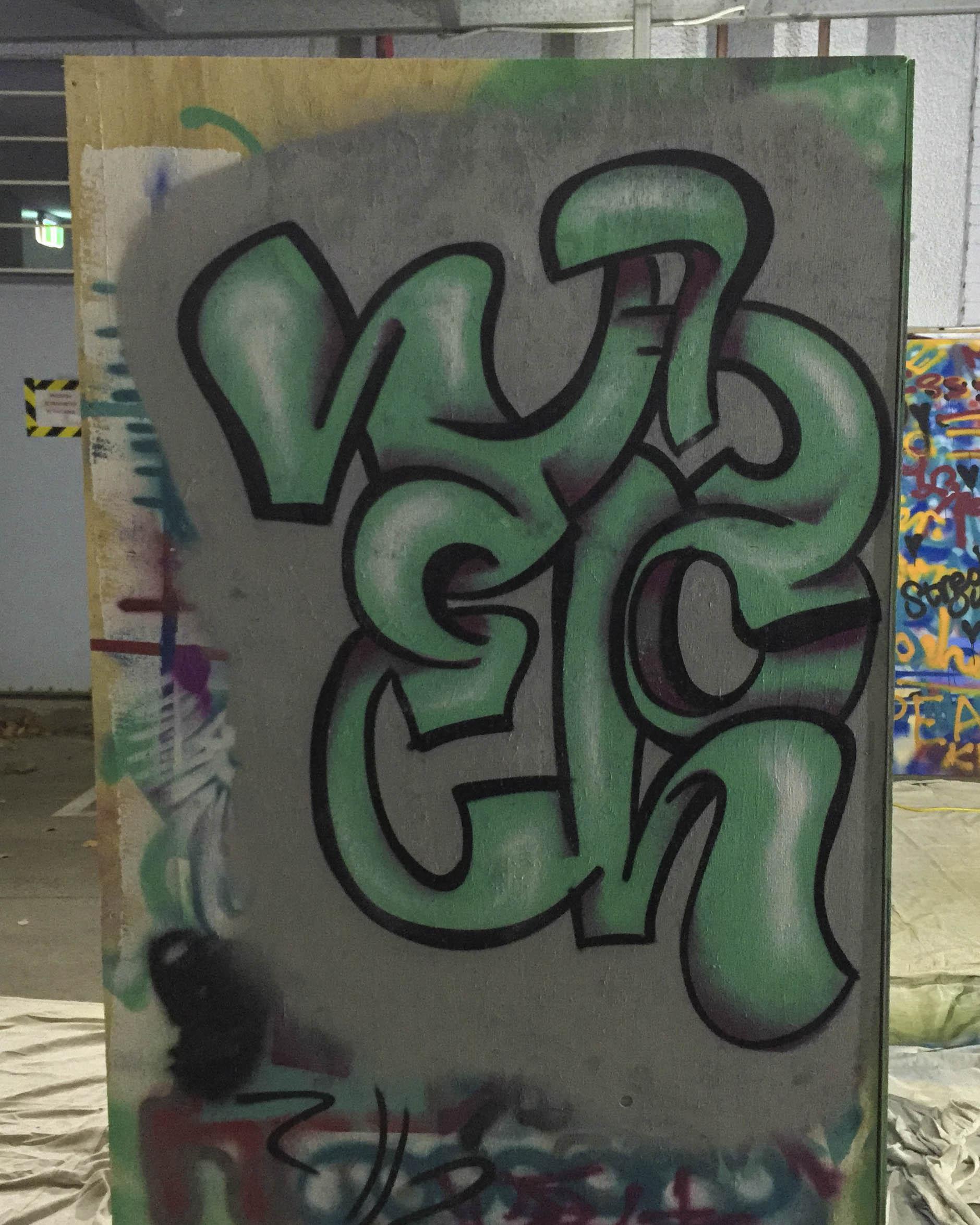 Aerosol Control Bendigo Graffiti Workshop