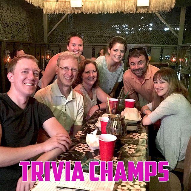 Who will win tonight??? Brewseum & Wiki Waki Woo Trivia starts @ 6pm. See ya'll there! #brewseum #wikiwakiwoo #rememberhonorsalute #homeofthebrave #trivia