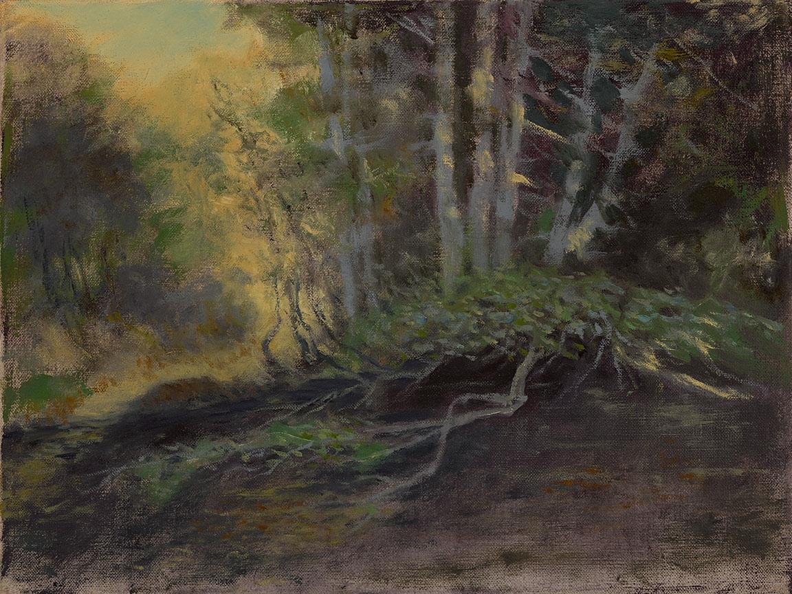Big Sur River Painting