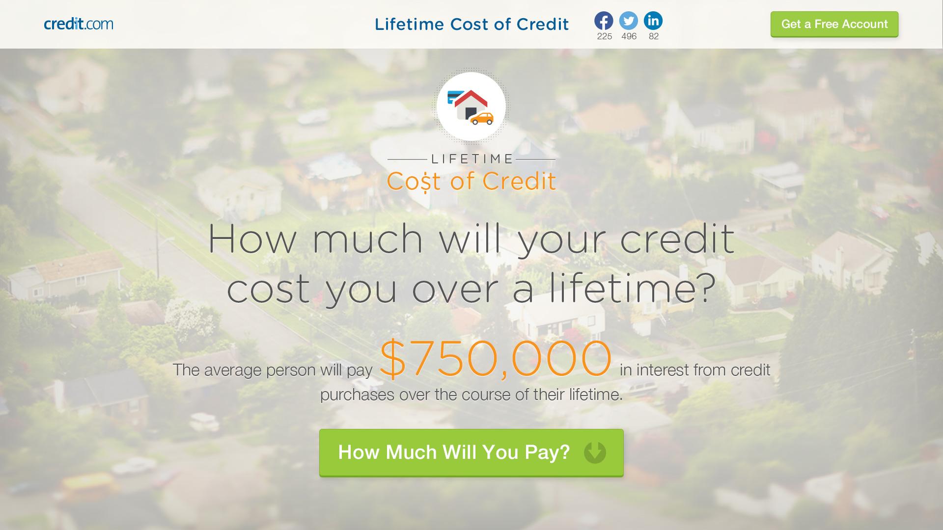 CREDIT.COM Interactive Calculator