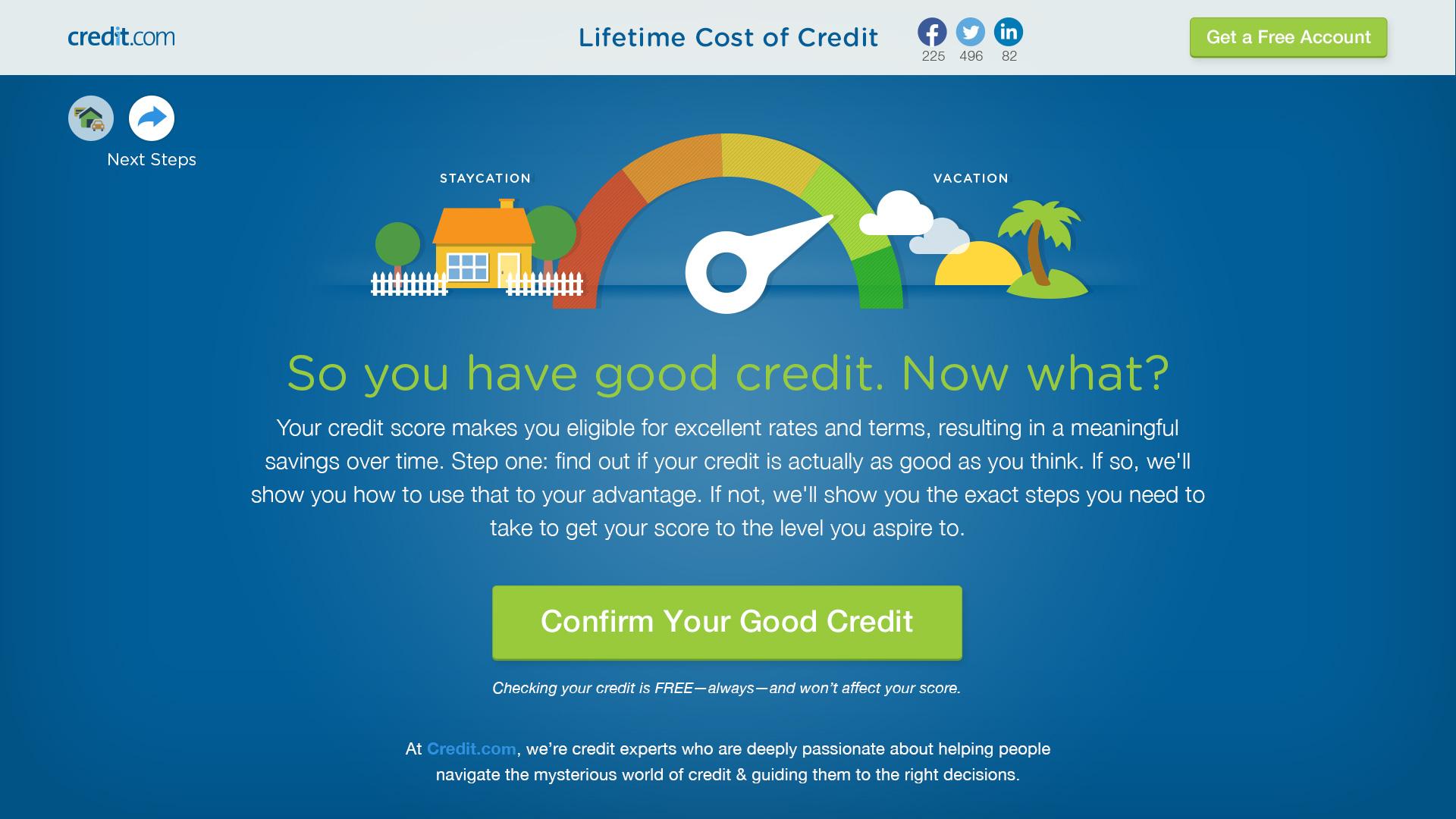 CREDIT.COM: Interactive Calculator