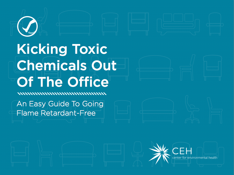 eBook Designed To Help Companies Take Toxic Chemicals Out of Their Workplaces
