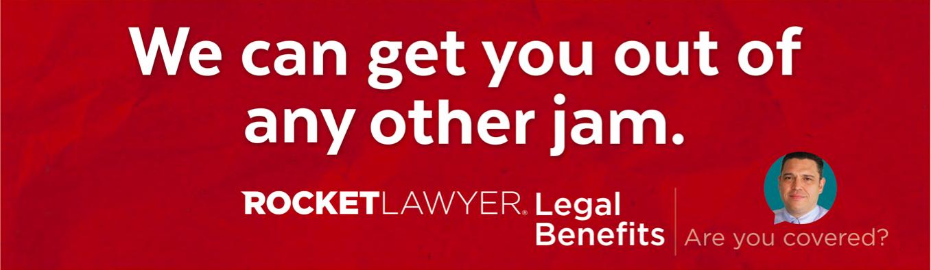 Rocket Lawyer Billboard