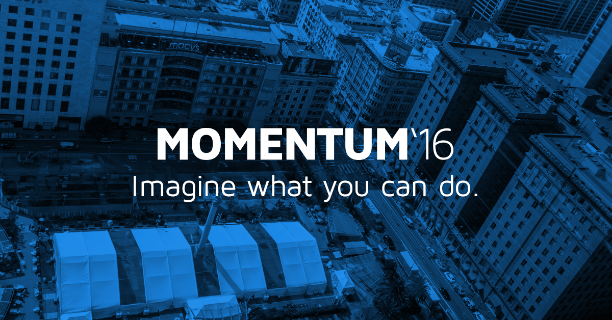DocuSign Momentum Conference