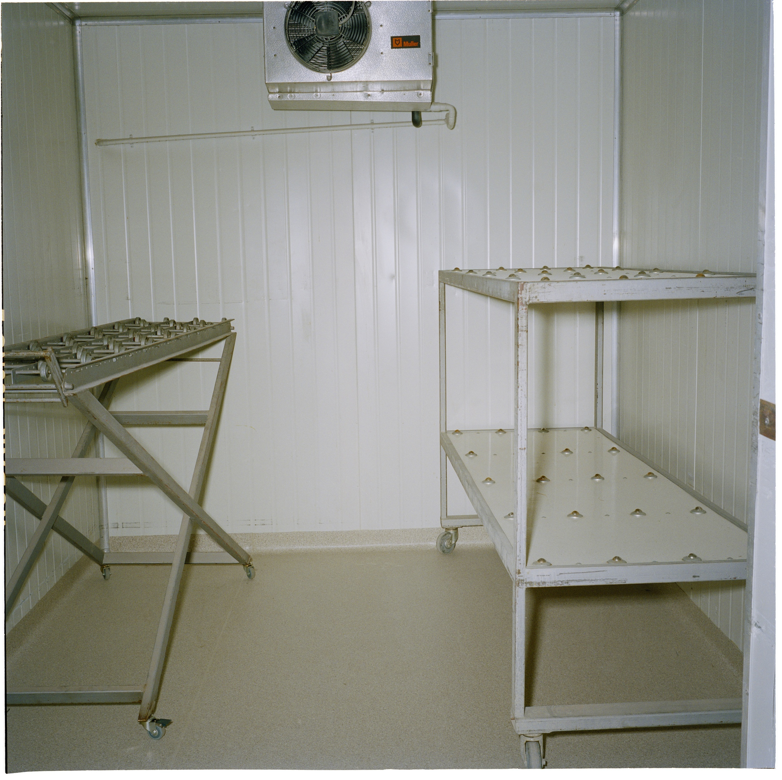 Crematorium (Cool Room) 2008