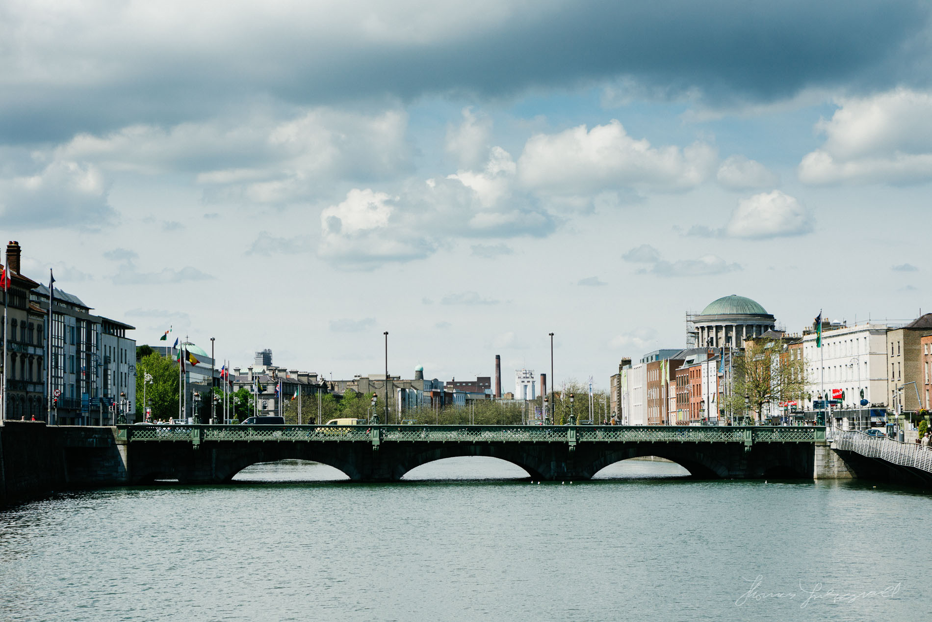 Dublin Bridge