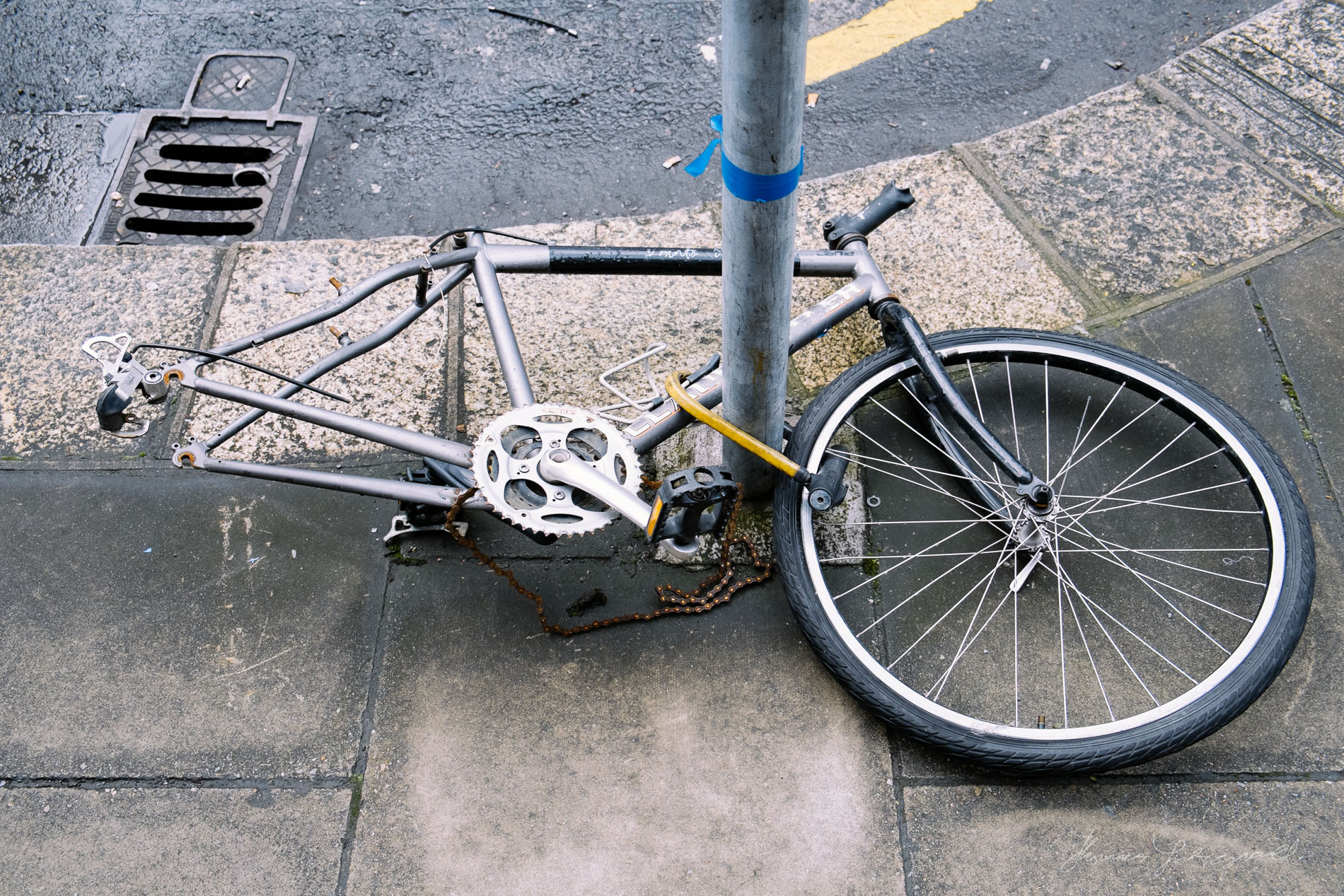 Dead Bicycle