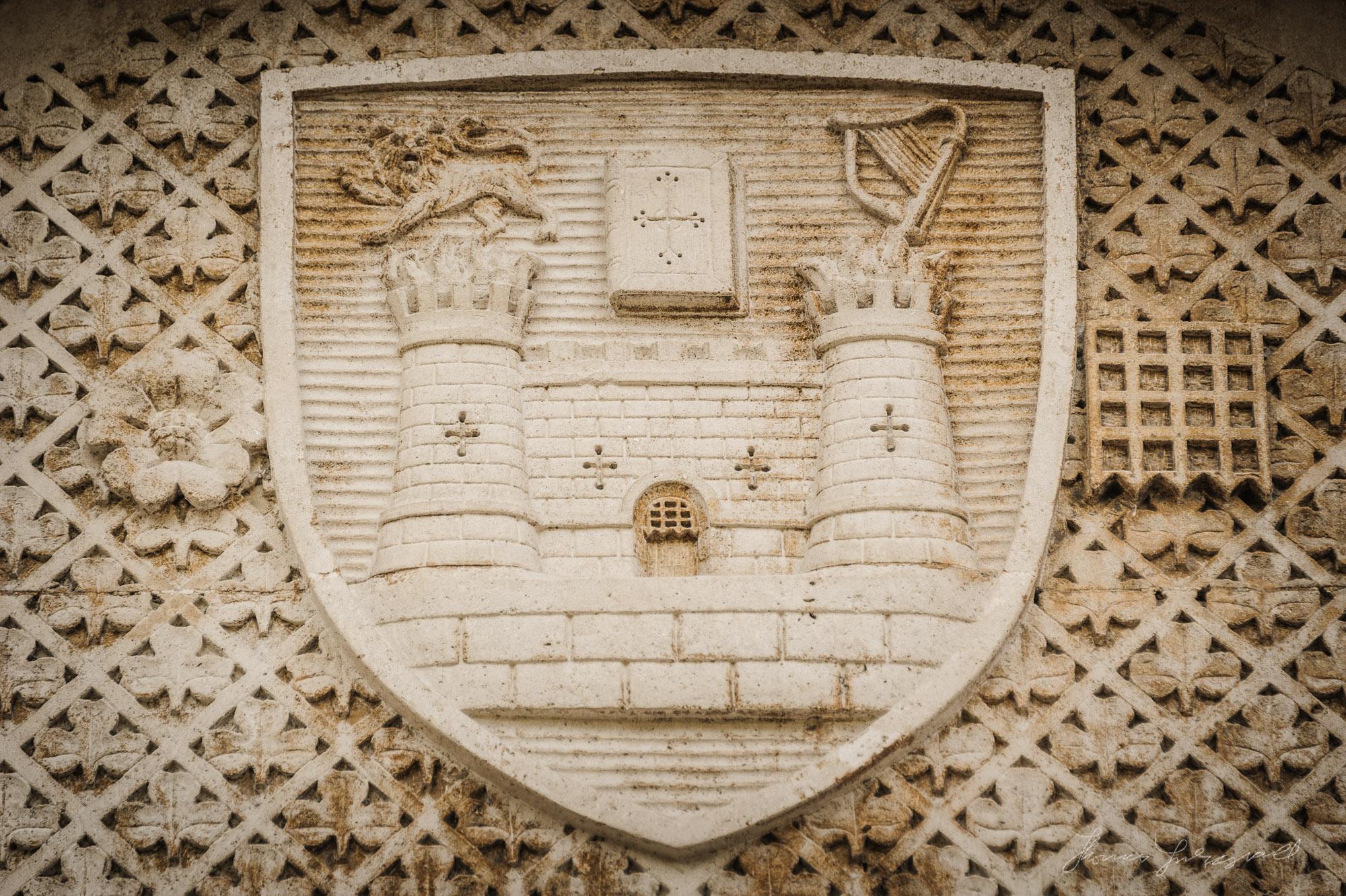 Shield motif in Trinity