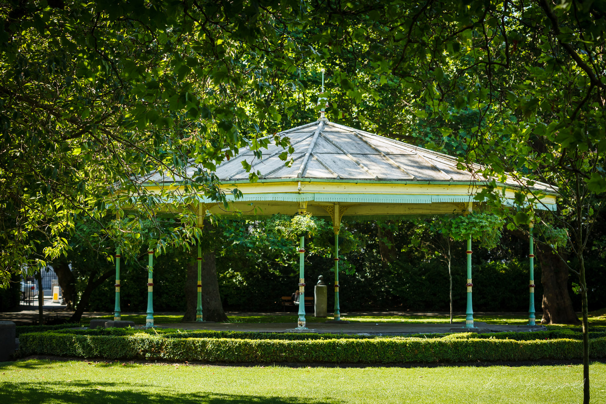 Band Stand in Stephen's Green