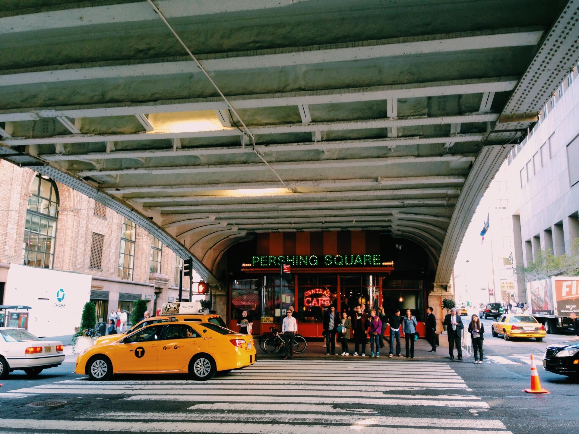 NYC iPhone