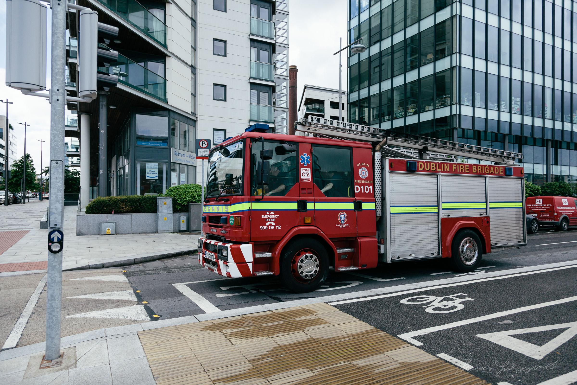 Fire Engine Start