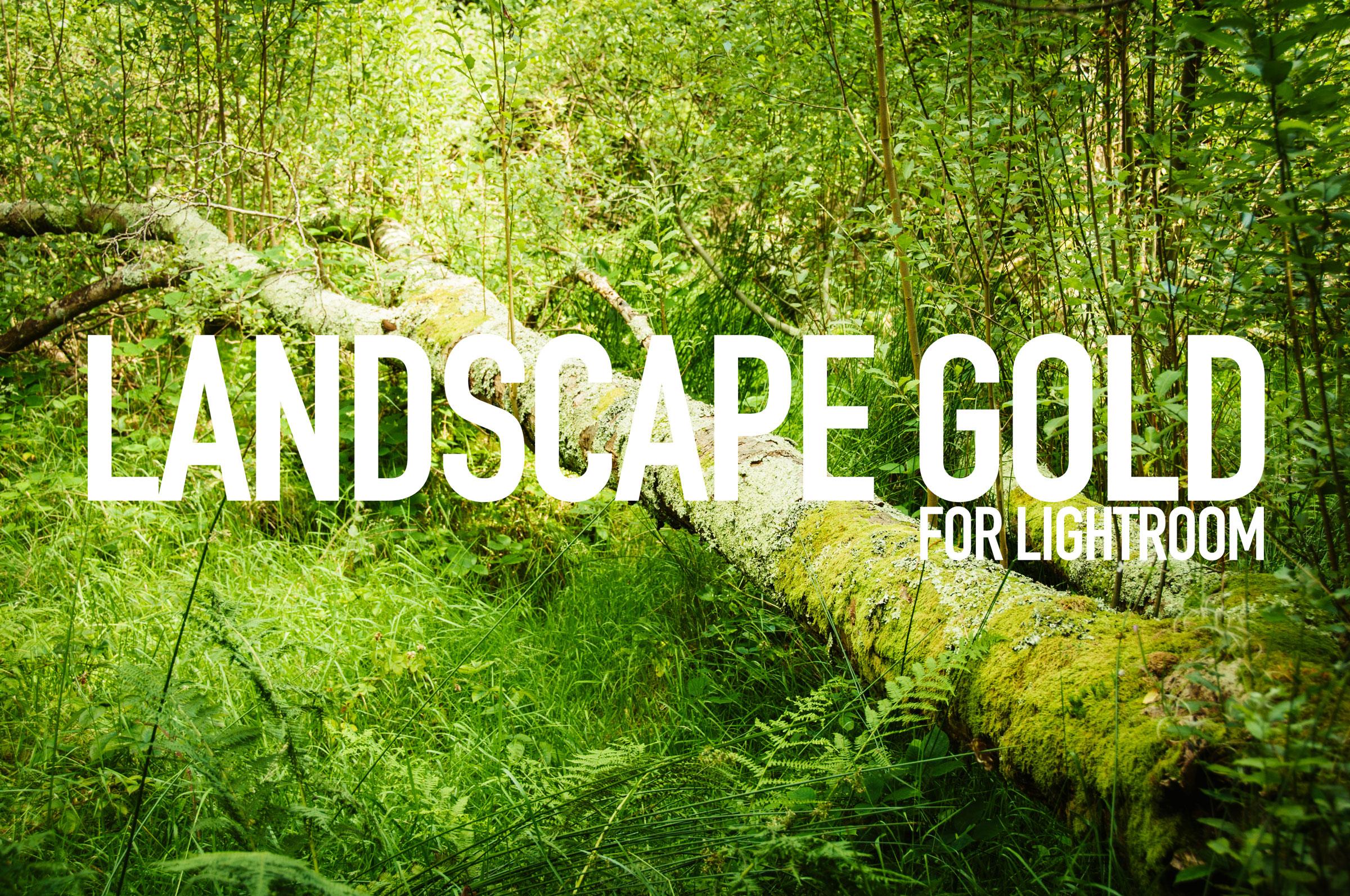 landscape-gold-green