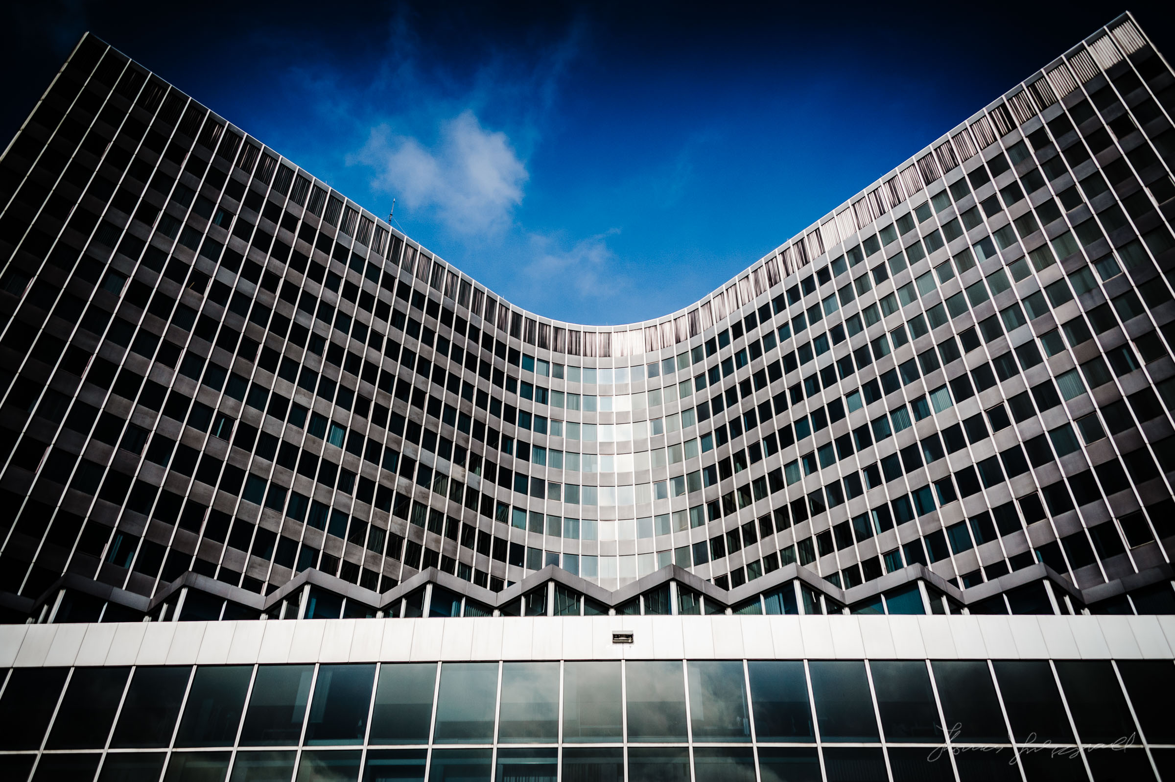 Brussels office Building