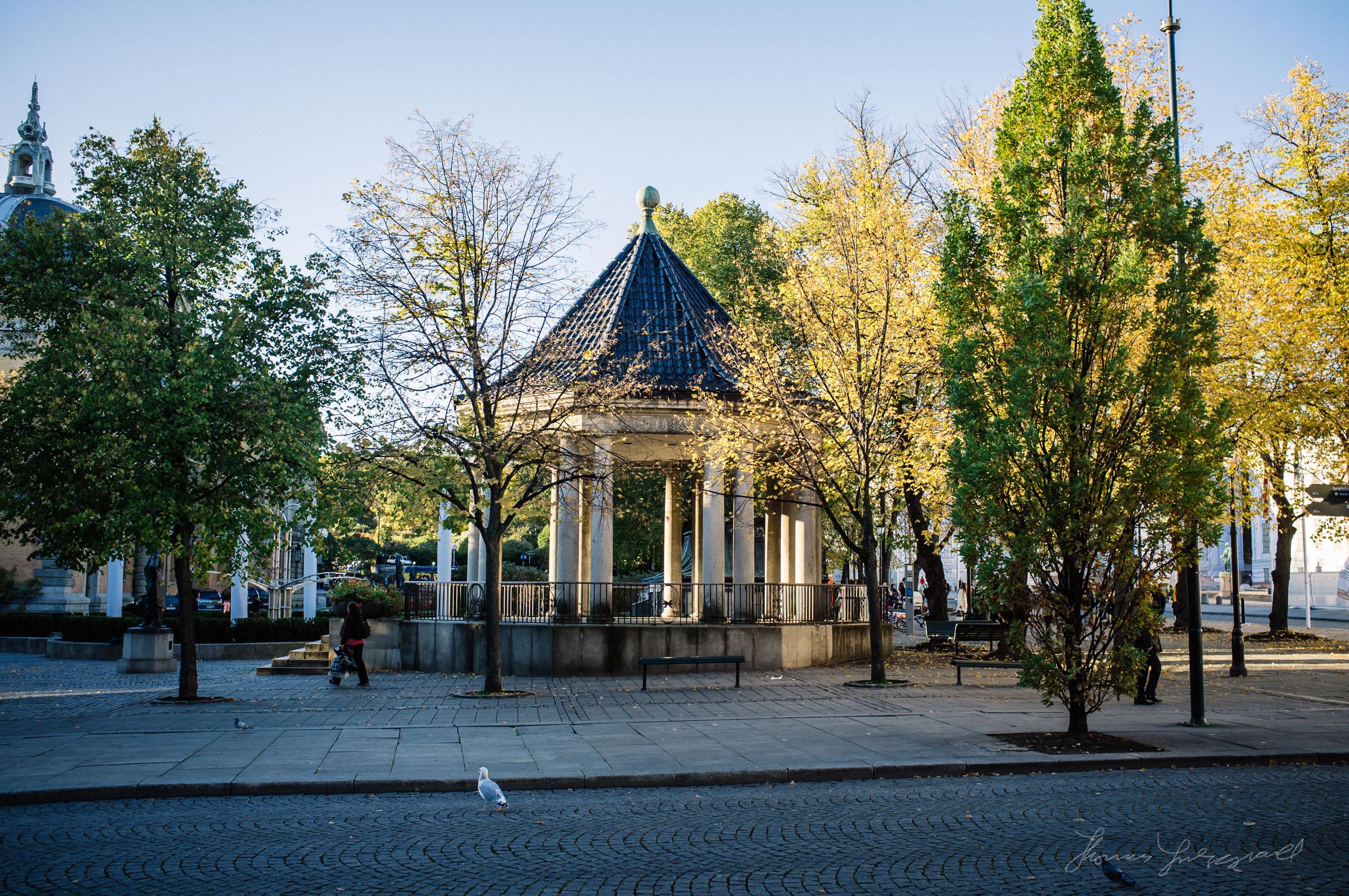 Oslo Gazebo